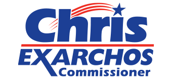 Chris Exarchos for Commissioner